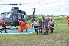 Cuaca Buruk, Evakuasi 7 Jenazah Pekerja Jembatan Nduga Papua Terhambat