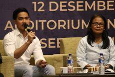 Cerita Kaesang Pangarep soal Aplikasi