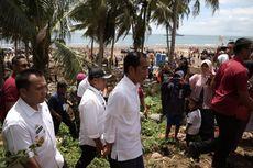 Jokowi Imbau Warga Bangun Rumah di Jarak Aman dari Pesisir Pantai