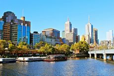 Pisau dan Selimut, Alat Tukar Jual Beli Tanah Melbourne