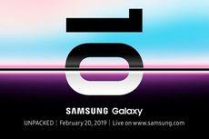 Samsung Umumkan Tanggal Peluncuran Galaxy S10