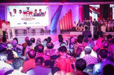 TKN Jokowi Sarankan KPU Libatkan Panelis di Debat Pilpres Berikutnya
