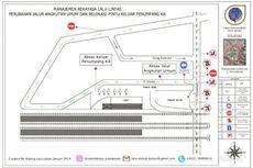 Urai Kemacetan di Stasiun Bekasi, Rekayasa Lalin Akan Diberlakukan Khusus Angkot dan Ojek Online
