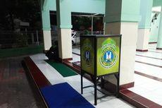 Paket Tabloid Indonesia Barokah Ditemukan di Atas Kotak Amal Masjid di Surabaya