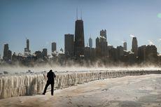 Korban Cuaca Dingin Minus 49 Derajat Celsius di AS Terancam Diamputasi