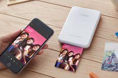 Printer Mini Canon Cetak Foto dari Ponsel, Dijual Rp 2 Jutaan di Indonesia