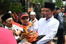 Saat Raffi Ahmad Memanggil-manggil Nama Jokowi....