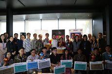Dua Mahasiswa Wakili Indonesia dalam