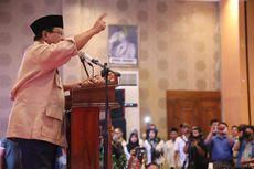 Cerita Prabowo Saat Beri Pinjaman Modal untuk Petani di Grobogan