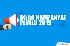 INFOGRAFIK: Aturan dan Ketentuan Iklan Kampanye Pemilu 2019