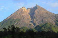 PVMBG Sebut Jarak Aman Gunung Merapi Kini 3 Kilometer