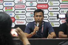 Widodo Apresiasi Persita meski Kalah di Laga Perdana Piala Presiden