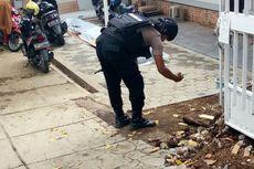 Warga Dilarang Dekati Lokasi Penemuan Puluhan Mortir Bandung