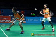 Singapore Open 2019, Ahsan/Hendra Kalahkan Wahyu/Ade