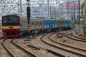 Perbaikan Selesai, KRL Commuter Line Kembali Beroperasi Normal