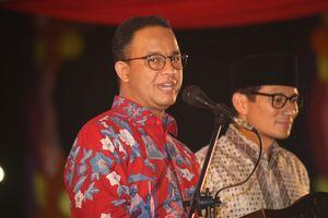 Tekad Gubernur Anies Wujudkan 'Jakarta Satu'...