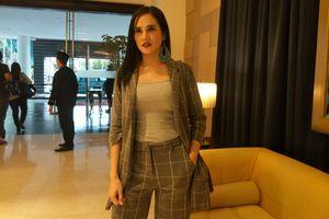 Mulan Jameela Jawab Komentar Warganet soal Unggahan Foto Lama