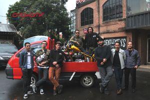 Penunggang Chopper Punya Style Khas, Bagaimana dengan Jokowi?