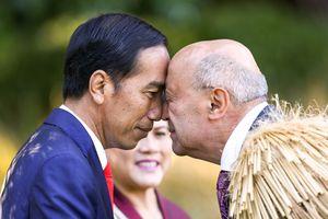 Ini Kebudayaan Suku Maori yang Dikunjungi Jokowi di Selandia Baru