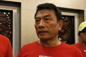 Moeldoko: Siapa yang Enggak Takut Koopsusgab, Hayo Ngomong...