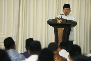 JK Ungkap Sulitnya Dewan Masjid Indonesia Ikut Cegah Paham Radikalisme