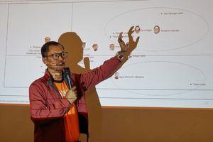 Survei Alvara: Elektabilitas Jokowi 46,8 persen, Prabowo 27,2 persen