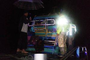 Kecelakaan Kapal Kembali Terjadi di Danau Toba, Satu Awak KM Ramos Hilang