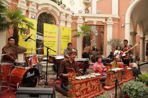 Ketika Ratusan Warga Italia Merasakan Suasana Indonesia di Kota Roma