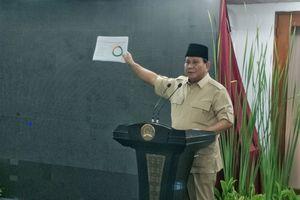 Kritik Prabowo soal Ketimpangan hingga Absennya Indonesia di Piala Dunia