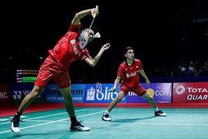 Fajar/Rian Menang, Tim Putra Indonesia Lolos ke Final