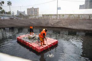 Soal Kali Item, Pemerintah Pusat Turun Tangan Atasi Aliran Air