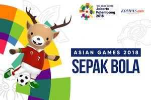 Hasil Asian Games 2018, Imbang dengan Hongkong, Palestina ke 16 Besar