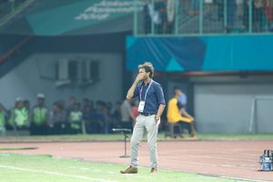 Asian Games 2018, Luis Milla Panggil Bek Barito Putera