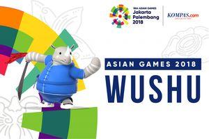 Asian Games 2018, Wushu Persembahkan Medali Pertama bagi Indonesia