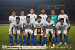 Kalahkan Korsel, Malaysia Target Medali Asian Games 2018