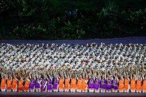 Rahasia Kecepatan 'Ganti Baju' Tarian Pembukaan Asian Games