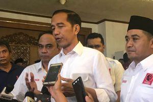 Adik Ipar Meninggal, Jokowi Terbang ke Solo