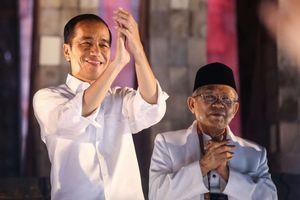 Situng KPU Data Hampir 90 Persen : Jokowi-Ma'ruf Unggul 15 Juta Suara