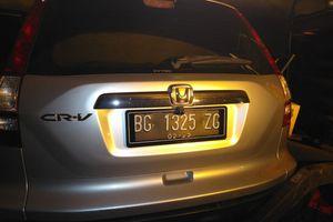 Honda CR-V Jatuh dari Jembatan Emas, 2 Penumpang Tewas