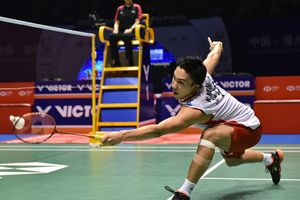 Hasil Lengkap Denmark Open, Semua Pemain Nomor Satu Dunia Raih Gelar