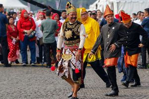 <b>BERITA POPULER:</b> Jokowi-Prabowo Tertawa, SBY 'Walkout'