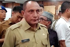 Tak Puas, Gubernur Edy Rahmayadi Suruh PNS Kantongi Kertas Tupoksi ke Mana-mana