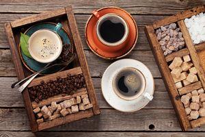 Lebih Sehat mana, Minum Kopi Pakai Gula Putih Atau Gula Aren?