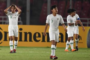 Penyebab Timnas U-19 Indonesia Banyak Kebobolan pada Laga Lawan Qatar