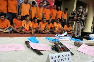 Preman Hercules yang Kuasai Lahan Daan Mogot Paksa Penghuni Setor Rp 500.000