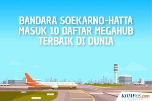Terminal 2 Soekarno-Hatta Akan Jadi 'Low Cost Carrier Terminal'
