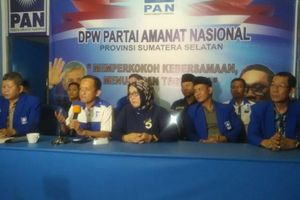 Deklarasi Dukung Jokowi-Ma'ruf, 25 Kader PAN Dituntut Minta Maaf