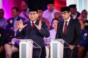 Ditanya Jokowi soal Caleg Eks Koruptor, Prabowo Jawab 'Mungkin Korupsinya Ngga Seberapa'
