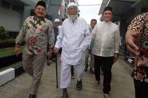 Jokowi Bebaskan Abu Bakar Ba'asyir, Ini Kata Ma'ruf Amin