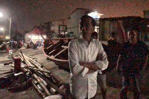 Jokowi Sempat Dikira Petugas Proyek Saat Datangi Tambaklorok Semarang